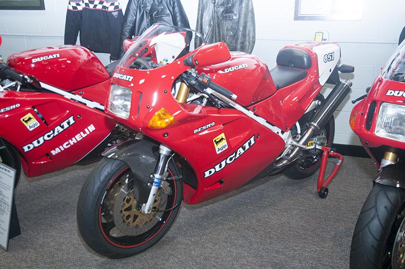 1991 Ducati 888 SP3