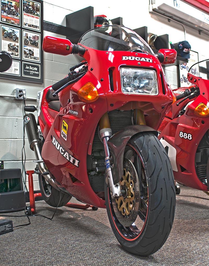 1991 Ducati 888 SP3 sm
