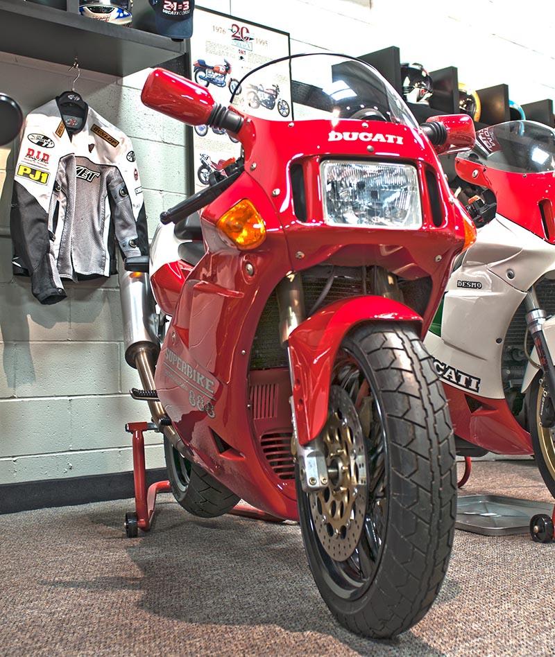 1993 Ducati 888 SPO sm