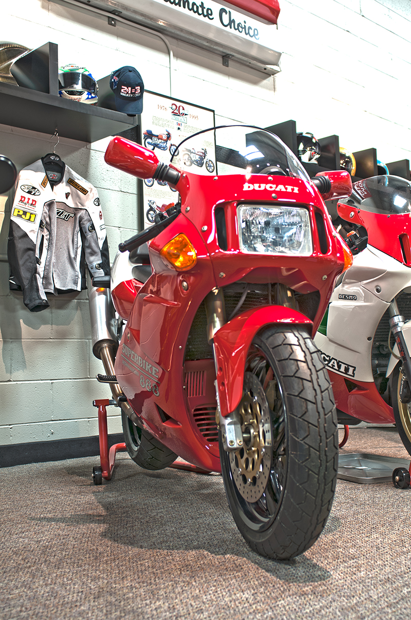 1993 Ducati 888 SPO
