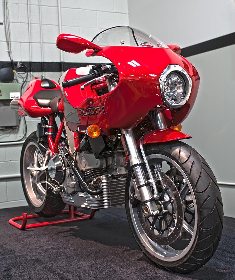2002 Ducati MH-900e Hailwood SM